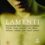 Cd Lamenti Various   Emmanuelle Haim