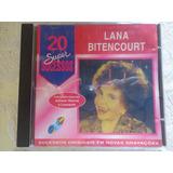 Cd Lana Bitencourt 20 Super Sucessos