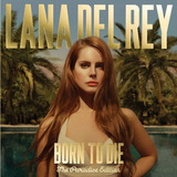 Cd Lana Del Rey   Born To Die   The Paradise Edition