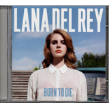 Cd Lana Del Rey   Born To Die