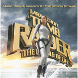Cd Lara Croft Tomb Raider   The Cradle Of Life   Novo