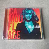 Cd Lara Fabian Camouflage Lacrado Pronta Entrega