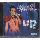 Cd Larissa Manoela   Up Tour Cd 2