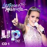Cd Larissa Manoela Up Tour Cd 1 Novo Lacrado
