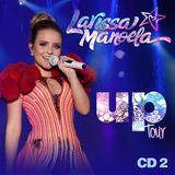 Cd Larissa Manoela Up Tour Cd 2 Novo Lacrado