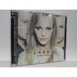 Cd Lasgo Some Things 2cds Bonus Importado Bélgica Raro