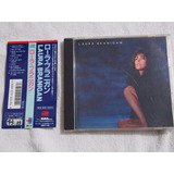 Cd Laura Branigan Cd Japonês Com Obi