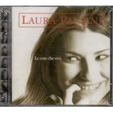 Cd Laura Pausini   Le Cose Che Vivi