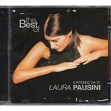 Cd Laura Pausini   The Best Of   E Ritorno Da Te