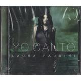 Cd Laura Pausini Yo Canto Espanhol Feat Tiziano Ferro Lacrdo