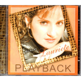 Cd Lauriete   Milagre   Playback