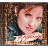 Cd Lauriete   Milagre