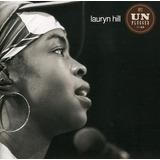 Cd Lauryn Hill Mtv Unplugged