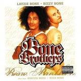 Cd Layzie Bone And Bizzy Bone Bone Brothers Semi Novo