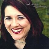 Cd Leah Zicari Pretty On Thursday Importado