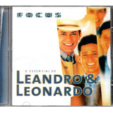 Cd Leandro E Leonardo   Focus