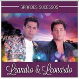 Cd Leandro E Leonardo   Grandes Sucessos   Lacrado