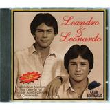 Cd Leandro E Leonardo 1984   A Construção   Leia O Anúncio