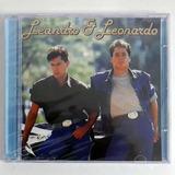 Cd Leandro E Leonardo 1990 Cadê Você Pense Em Mim Lacrado