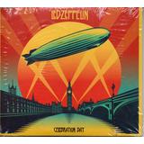 Cd Led Zeppelin   Celebration Day Album Duplo