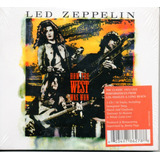 Cd Led Zeppelin   How The West Was Won   Kit C  3 Cds
