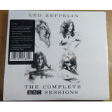 Cd Led Zeppelin Bbc Sessions Triplo Digipack Importado lacra