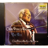Cd Legendary Oscar Peterson Saturday Night At The Blue Note