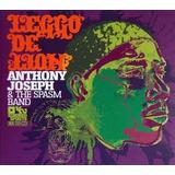 Cd Leggo De Lion Antony Joseph E The Spam Band