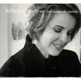 Cd Leila Pinheiro   Nos Horizontes Do Mundo
