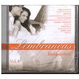 Cd Lembranças Inesquecíveis Vol 4   Eric Clapton  Tina Tuner