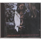 Cd Lenny Kravitz   Are You Gonna Go My Way   B338