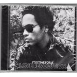 Cd Lenny Kravitz Love Revolution Original Lacrado