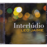 Cd Leo Jaime   Interlúdio   Novo