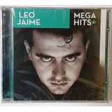 Cd Leo Jaime   Mega Hits    Novo Lacrado