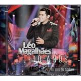 Cd Léo Magalhães   10 Anos