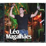 Cd Léo Magalhães   Ao Vivo
