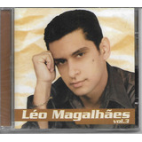 Cd Leo Magalhães   Vol 3   Original E Lacrado
