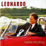 Cd Leonardo   Nada Mudou