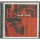 Cd Leoni Áudio Retrato 2003 Garotos 2 Outro Lado Lacrado