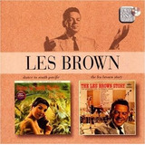 Cd Les Brown  Dance To South Pacific