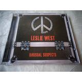 Cd Leslie West   Unusuak Suspects
