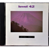 Cd Level 42   Level Best   Of Their Greatest Hits  importado