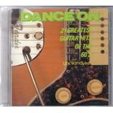 Cd Lex Vandyke Dance On 21 Greatest Guitar Hits Of The 60