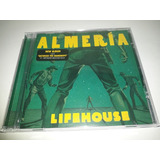 Cd Lifehouse   Almeria   Import  Novo deslacrado