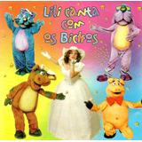 Cd Lili Canta Com Os Bichos Infantil Educativo Seu Noé Ninar