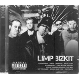 Cd Limp Bizkit Icon Original Lacrado