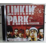Cd Linkin Park Live In Germany Nurburgring 2001 Lacrado