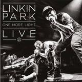 Cd Linkin Park One More Light Live  Original Pronta Entrega