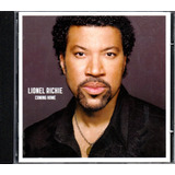 Cd Lionel Richie   Coming Home