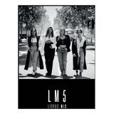 Cd Little Mix   Lm5  Delux     Pronta Entrega